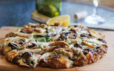 طرز تهیه کاناپس قارچ غذایی ایتالیایی