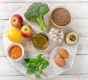 موادغذایی مفید برای داشتن کبدی سالم