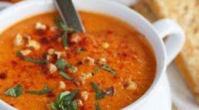 طرز تهیه یک سوپ برای پاکسازی بدن در فصل بهار