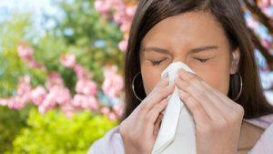 درمان آلرژی با روغن های گیاهی
