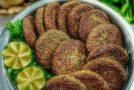 طرز تهیه کتلت جعفری و سویا