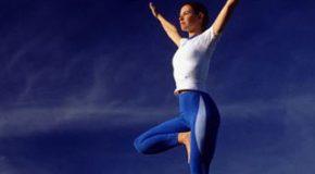 رونمایی از شلوارهای هوشمند یوگا