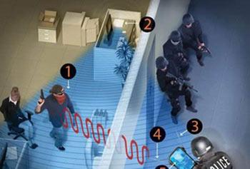 مشاهده حرکت افراد از پشت دیوار به کمک تکنولوژی وای فای