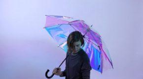 ساخت چتر هوشمند با عملکرد متفاوت