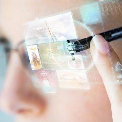 این عینک هوشمند مجازی جایگزین گوشی هوشمند میشود